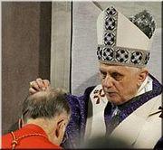 в Пепельную Среду Папа произнес наставление о периоде Великого Поста